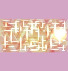 Pattern of metal in pastel pearl colors vector