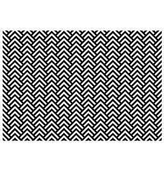 Triangle block pattern wallpaper vector image vector image
