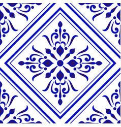 Tile design vector