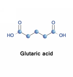 Glutaric acid metabolic vector
