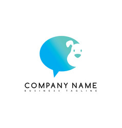 exclusive brand company template logo logotype art vector image