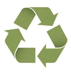 Green reuse symbol vector