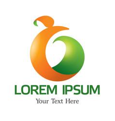 lorem ipsum design template poster vector image vector image