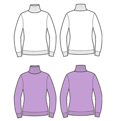Roll-neck vector