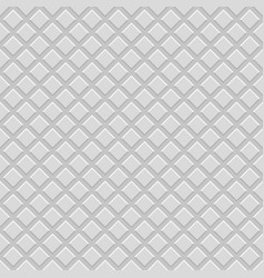 Seamless pattern gray tiles vector