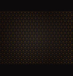 Abstract hexagon background technology polygonal vector