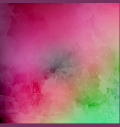 abstract watercolor background grunge texture vector image