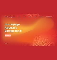 Homepage fluid color mesh background gradient vector