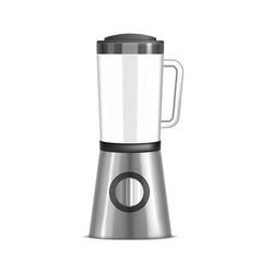 realistic 3d kitchen blender vector image