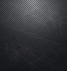 Scratched Metal vector image vector image