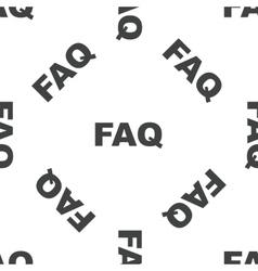 FAQ pattern vector
