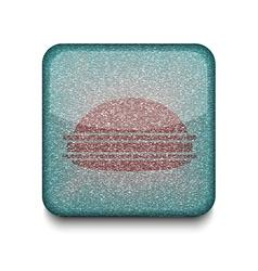 Hamburger icon vector