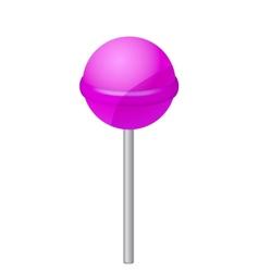 Delicious LollyPop vector image