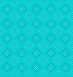 abstract seamless square pattern background vector image