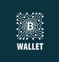 Bitcoin wallet vector