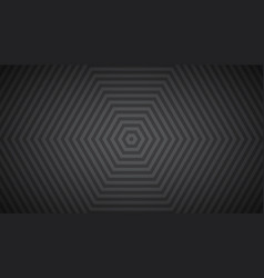black abstract background look stainless steel vector image