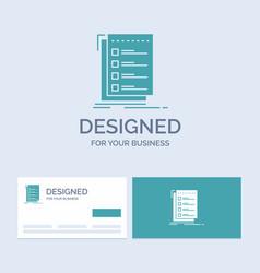 Check checklist list task to do business logo vector