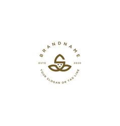 Letter s beauty logo design vector