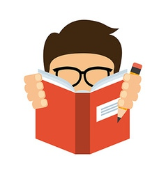 Study icons vector