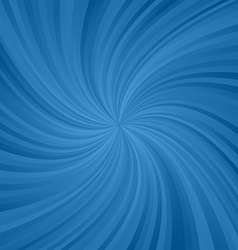 Blue twisted pattern background vector
