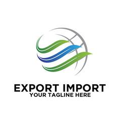 Export import vector