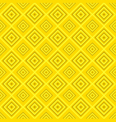 geometrical seamless pattern - square background vector image