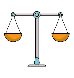 Balance justice equality image vector