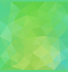 Abstract triangular mosaic greed background vector