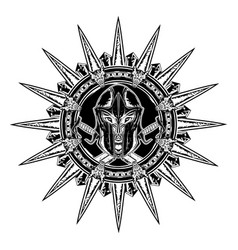 Sparta star 0001 vector