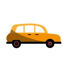 Taxi car icon image vector
