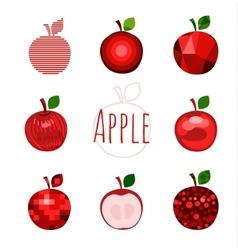 Water apple sign vector