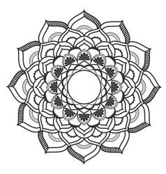 Thai ancient asian traditional art design i vector
