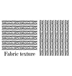 the straight texture of the carpet vector image vector image
