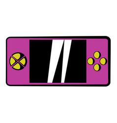smartphone icon icon cartoon vector image