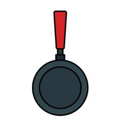Pan kitchen cook icon pictogram vector