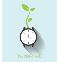 Time investment vector