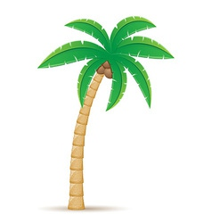 palm 01 vector image vector image