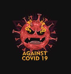 Against corona virus vector