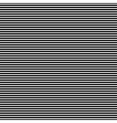 Black and white simple stripes abstract seamless vector image