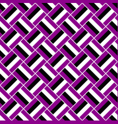 simple repeating pattern - square background vector image