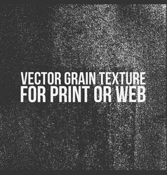 Grain texture for print or web vector