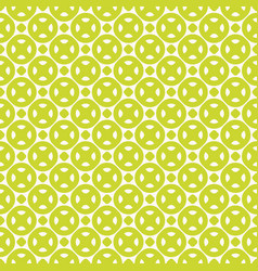 green seamless pattern colorful background vector image