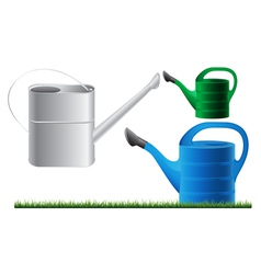 Watering tools vector