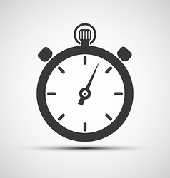 Icons of sports stopwatch vector