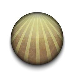 Retro stripes app icon vector