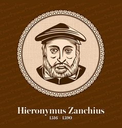 Hieronymus zanchius was an italian protestant vector