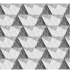 Seamless geometric pattern abstract textured vector