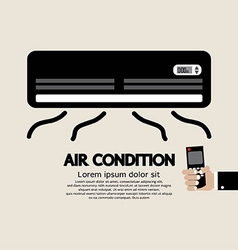 Air Condition Graphic vector image