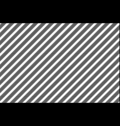 black white striped classic fabric texture vector image