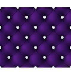 Luxury purple velvet background vector image